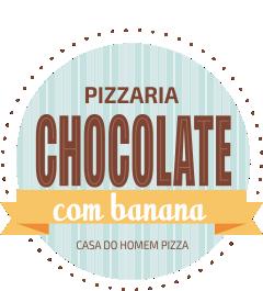 Pizzaria Chocolate com Banana